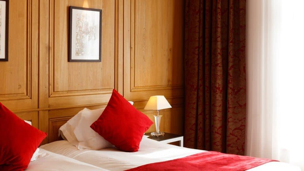 Hôtel de Bourgtheroulde, l'un des plus beaux hôtels spa de Normandie