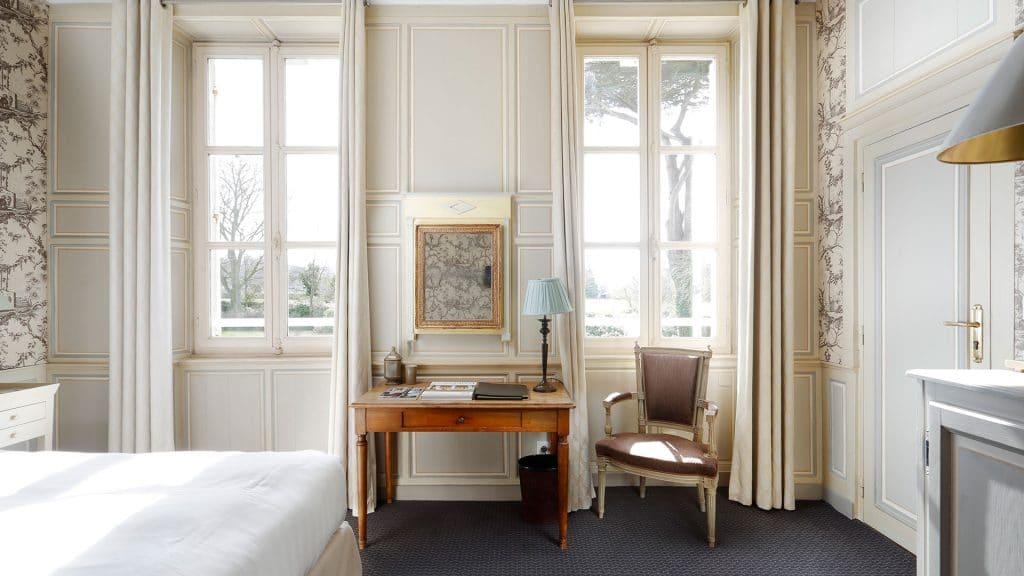 Château La Chenevière, l'un des plus beaux hôtels spa de Normandie