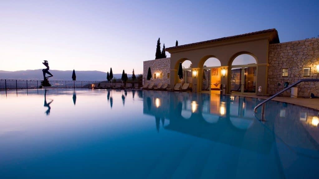 Le Mas Candille, l'un des plus beaux hôtels spa en région PACA