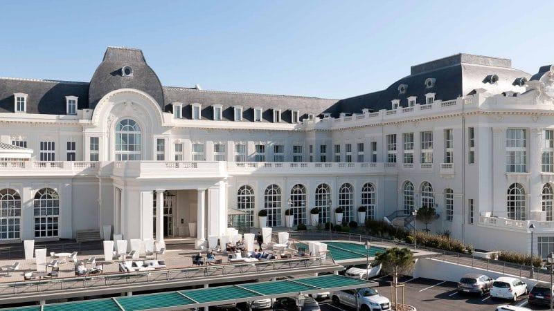 Les Cures Marines, l'un des plus beaux hôtels spa de Normandie