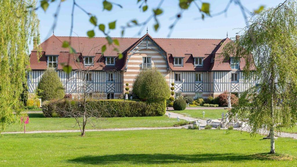 Manoir Poterie & Spa, l'un des plus beaux hôtels spa de Normandie