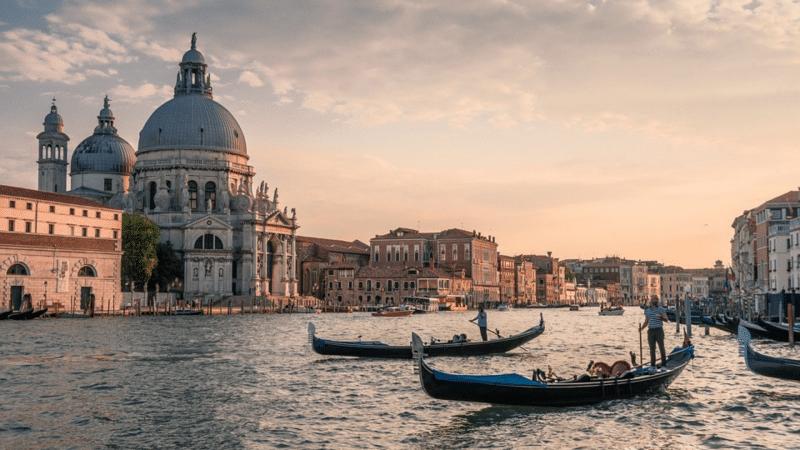 Venice, en Italie