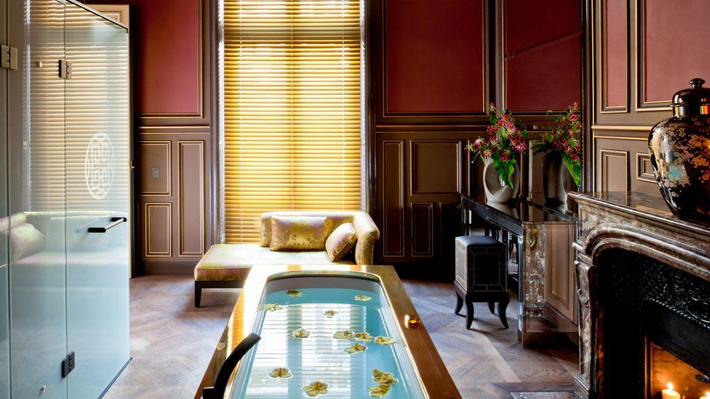 Le Buddha Bar Hôtel, l'un des plus beaux hôtels spa de Paris