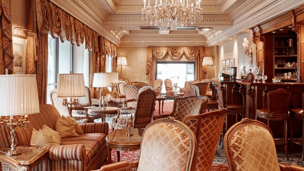 Hôtel 5 étoiles Grand Hotel Wien