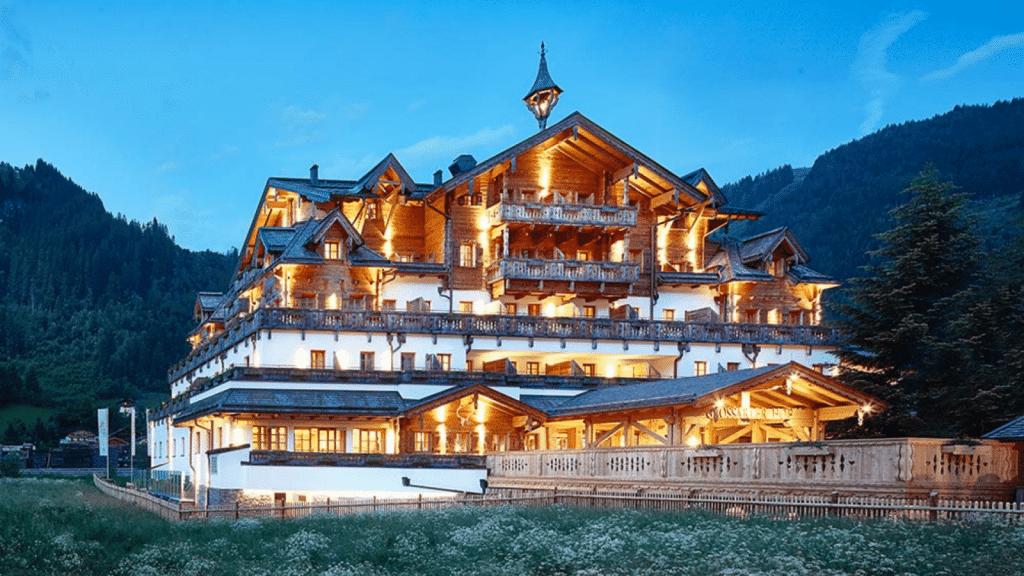 Hôtel spa Grossarler Hof en Autriche
