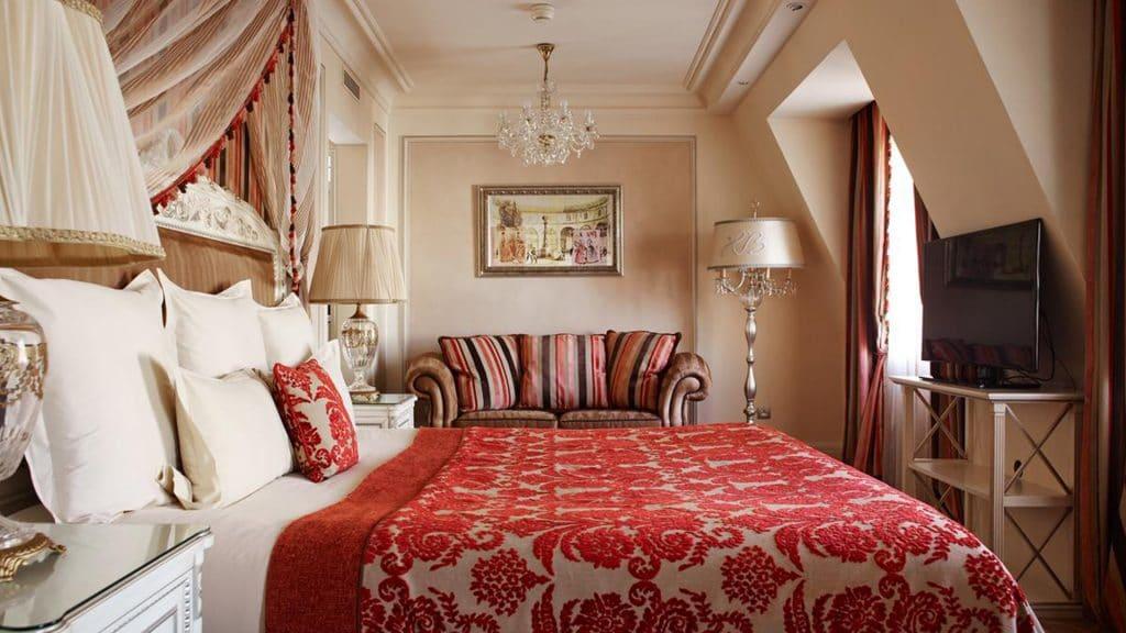 Hôtel Balzac, l'un des plus beaux hôtels de luxe de Paris