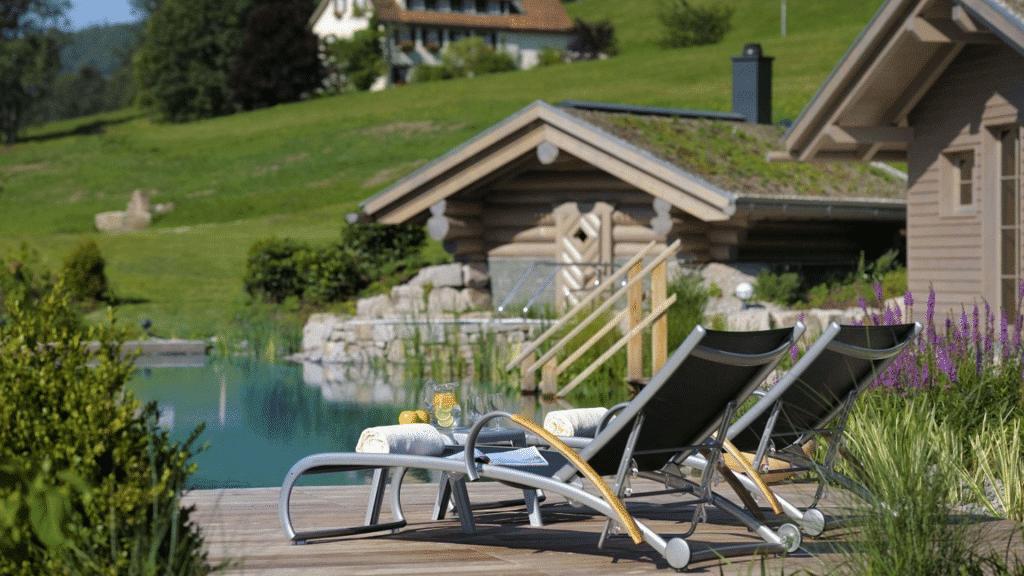 Hôtel spa Engel Obertal en Forêt Noire