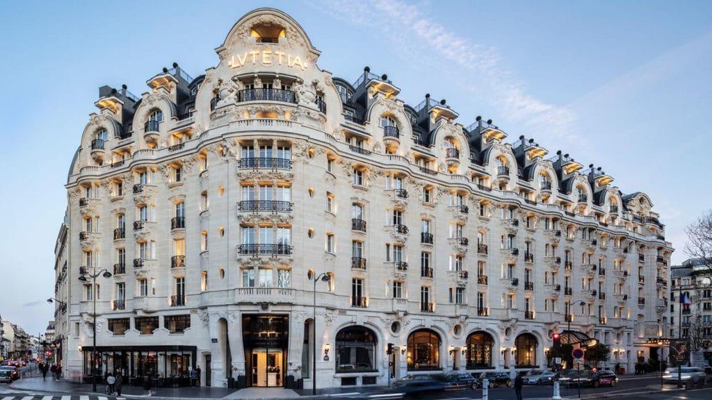 L'hôtel Lutetia, l'un des palaces parisiens les plus en vogue