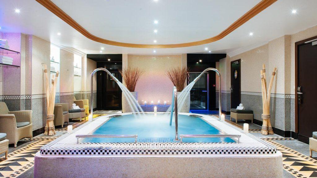 Hôtel du Collectionneur, l'un des plus beaux hôtels spa de Paris