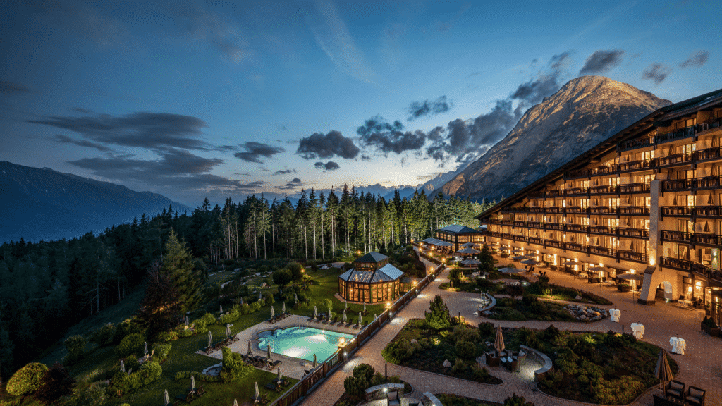 Interalpen-Hotel Tyrol en Autriche