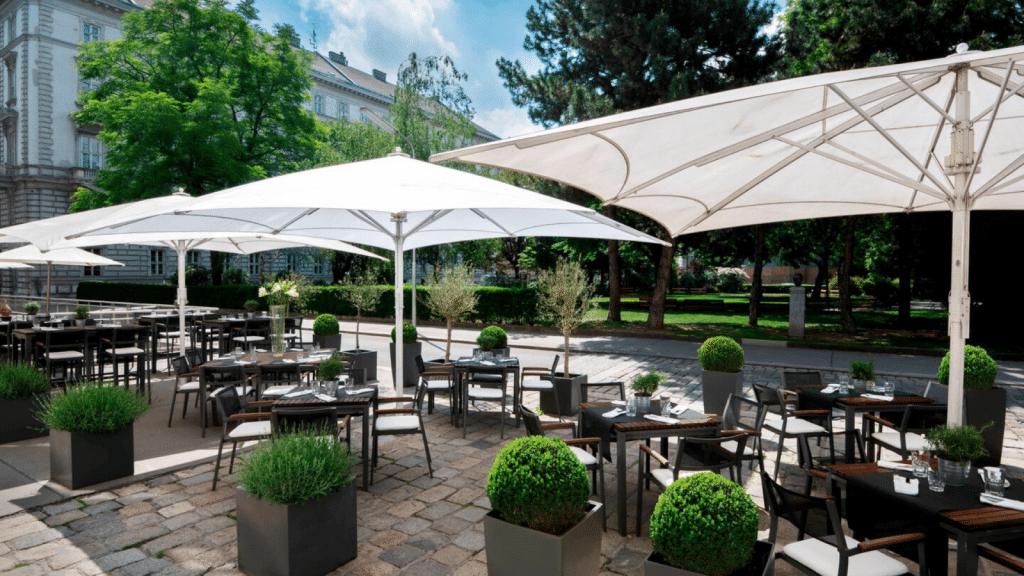 Hôtel 5 étoiles Le Méridien Vienna
