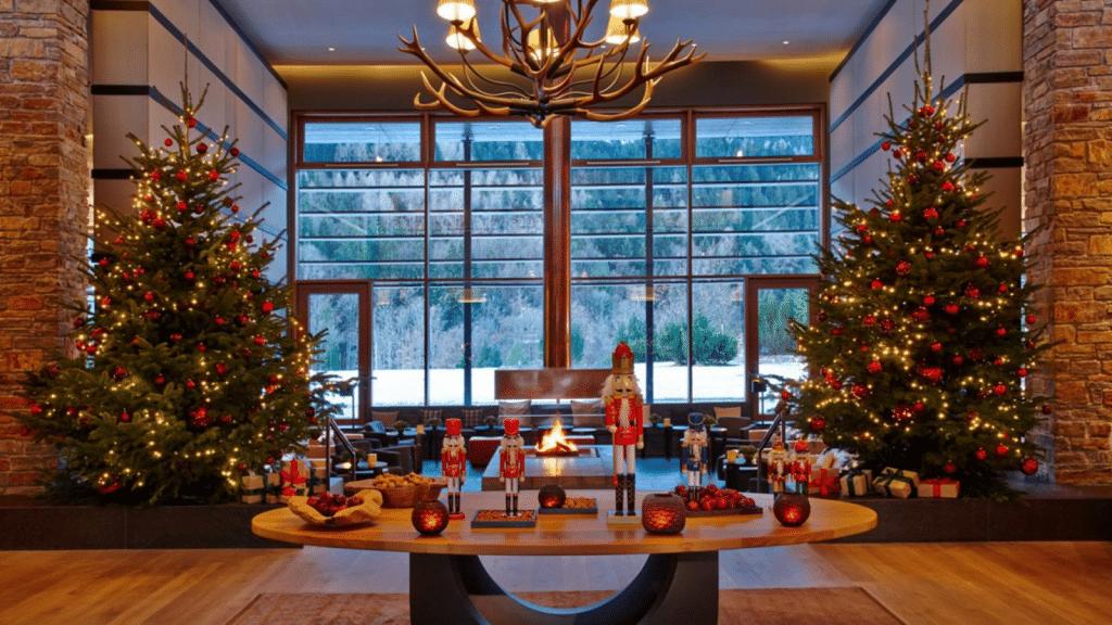 Kempinski Berchtesgaden Lobby