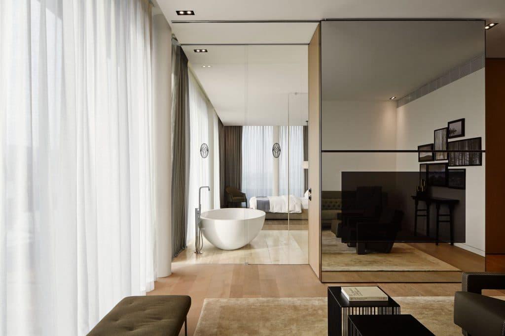 Hôtel spa Roomers Baden-Baden en Forêt Noire