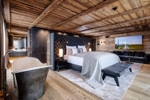 Hôtel spa en montagne