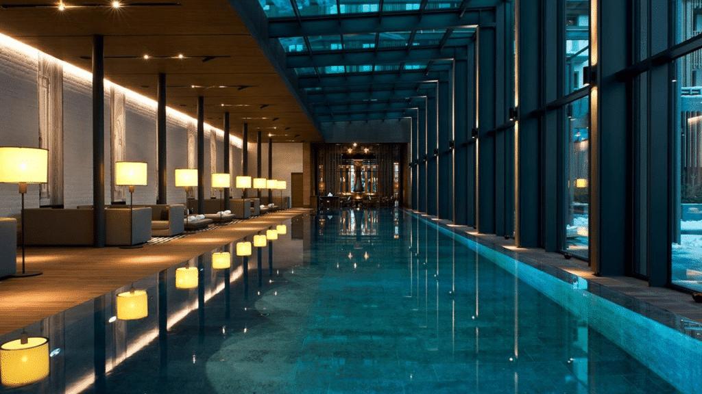 Hôtel The Chedi Andermatt Spa