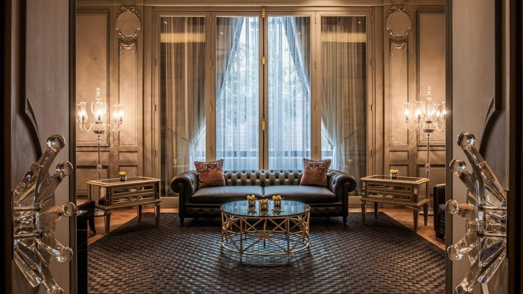 The Peninsula Paris, l'un des plus beaux palaces de la capitale