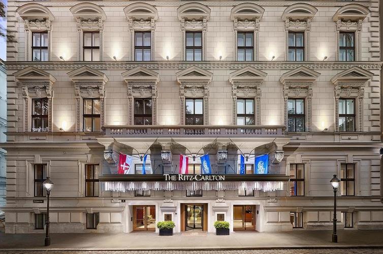 Hôtel 5 étoiles The Ritz-Carlton Vienna