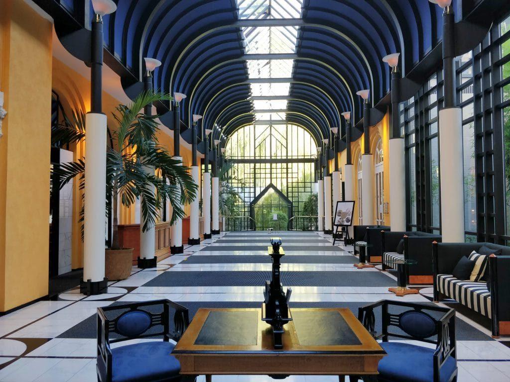 Hôtel spa Victoria-Jungfrau Grand Hotel Interlaken en Suisse