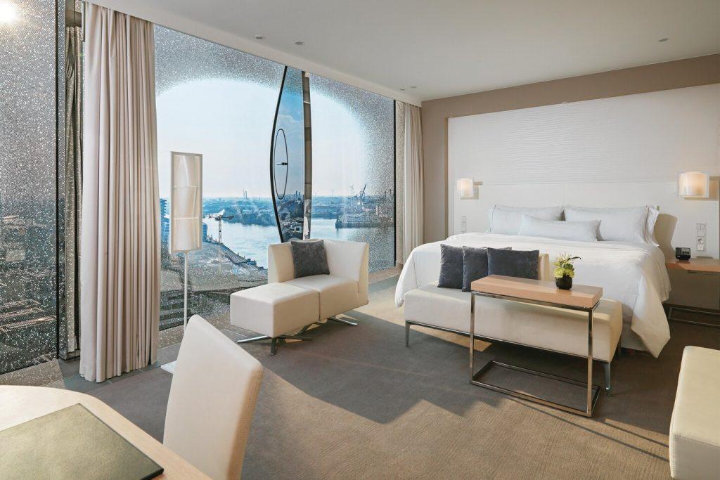 Westin Hambourg chambre
