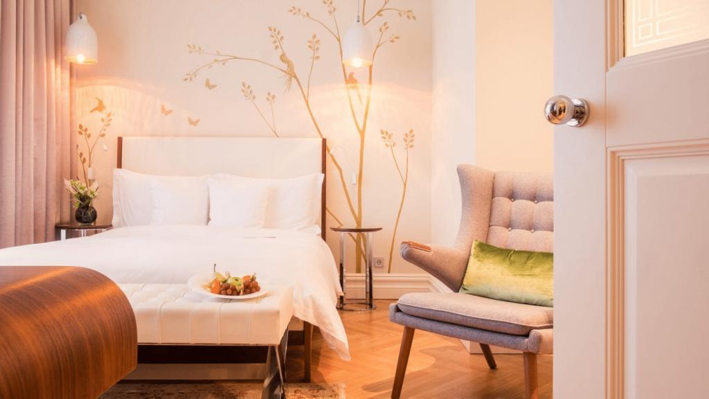 Hôtel 5 étoiles Sans Souci  Vienne