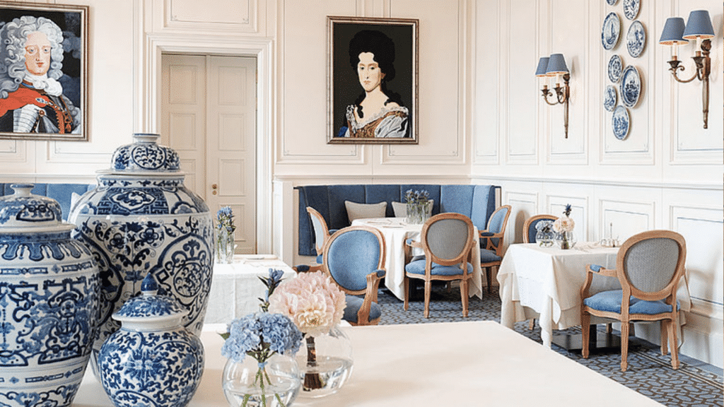 Althoff Grand Hotel Schloss Bensberg restaurant