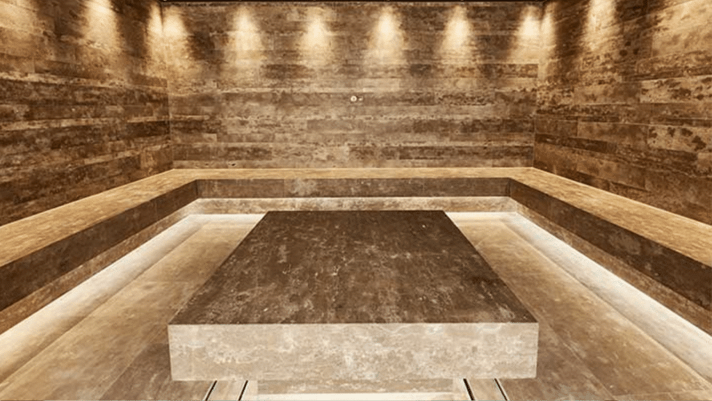Bachmair Weissach Spa & Resort Sauna