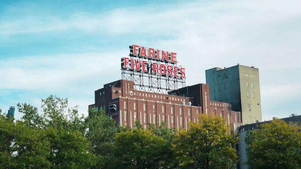 Quoi voir à Montréal ? Farine Five Rose
