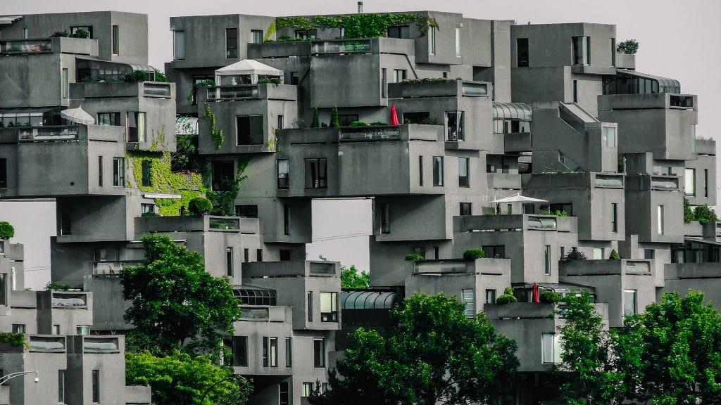 Habitat 67 à Montréal
