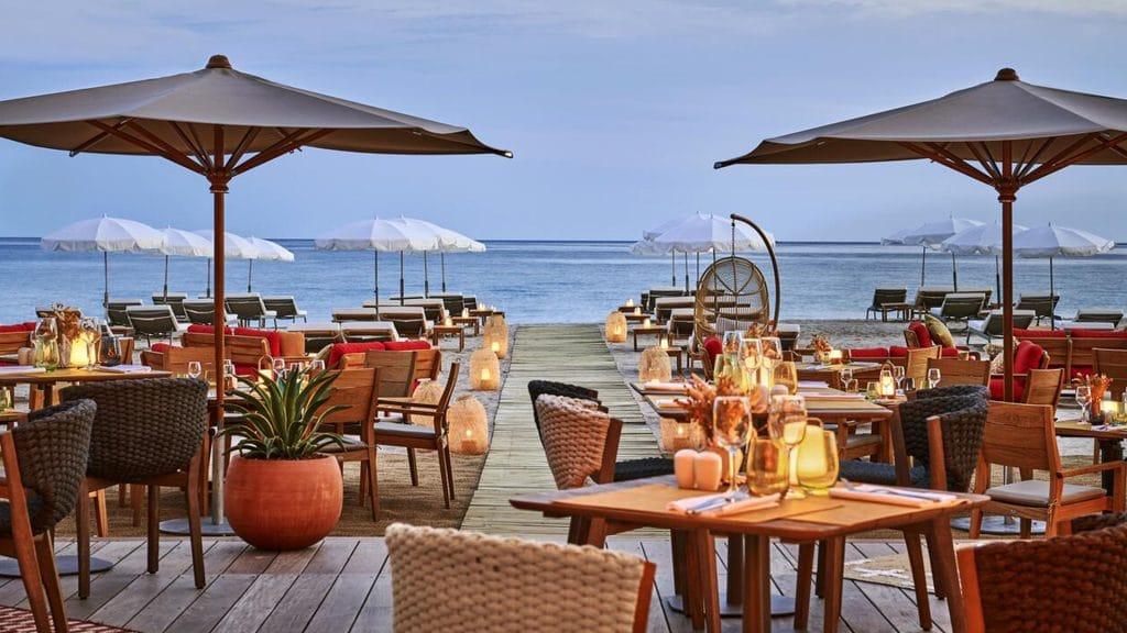 Hôtel Barrièere Le Gray d'Albion, l'un des plus beaux hôtels de luxe de Cannes
