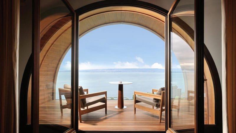 Hôtel Royal Evian Resort, l'un des plus beaux hôtels spa de luxe en Rhône-Alpes
