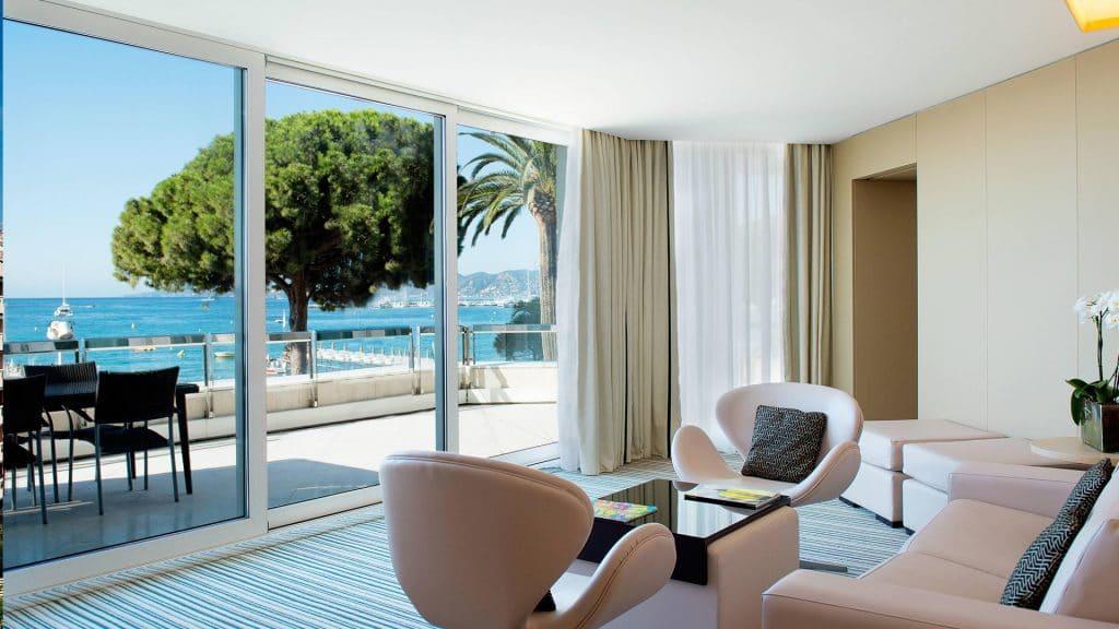 JW Marriott Cannes, l'un des plus beaux hôtels 5 étoiles de Cannes