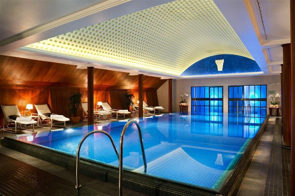 Hôtel Taschenbergpalais Kempinski spa en Allemagne