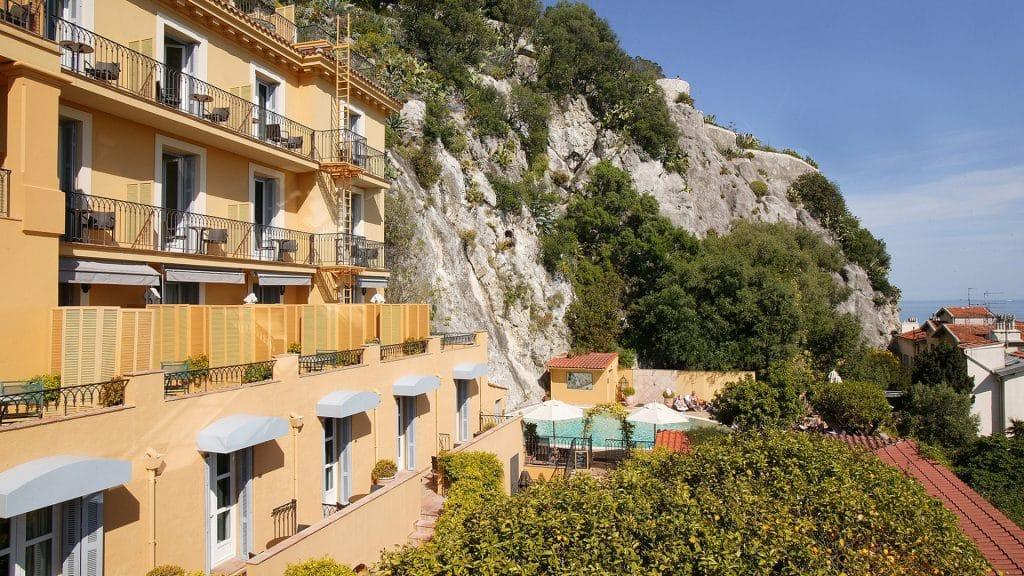 La Pérousse, l'un des plus beaux hôtels 4 étoiles de Nice