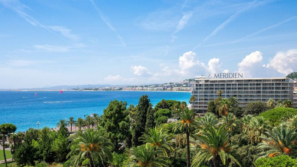 Hôtel Le Méridien Nice