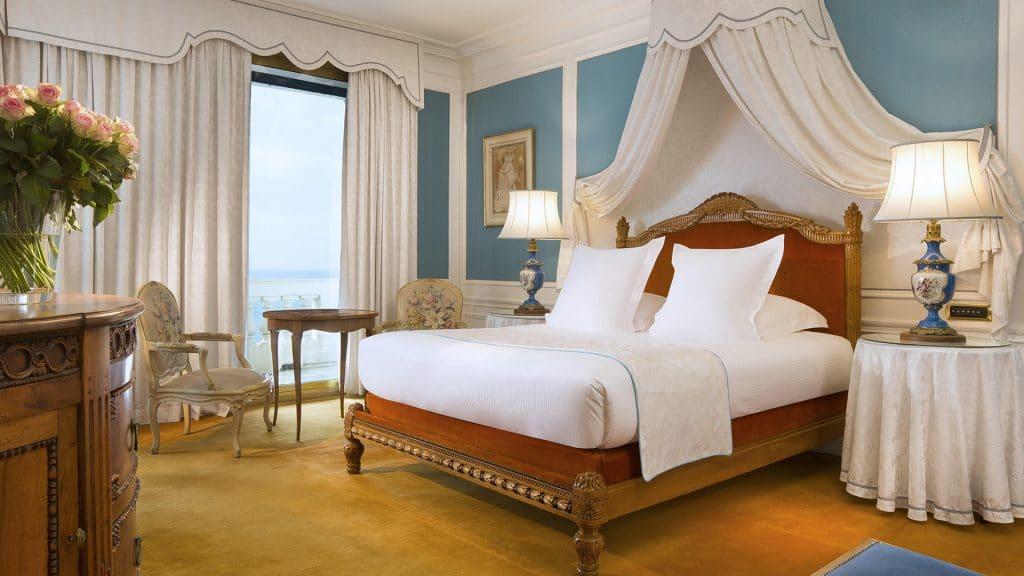 Le Negresco, l'un des plus beaux hôtels 5 étoiles de Nice