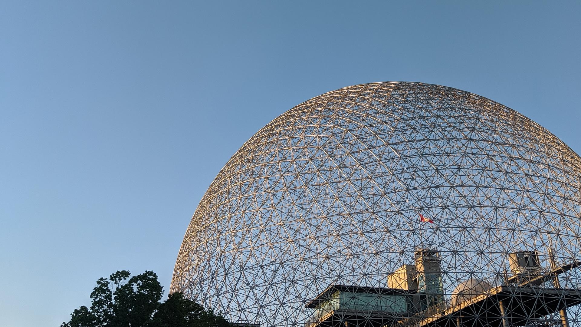 Le parc Jean Drapeau, à Montréal