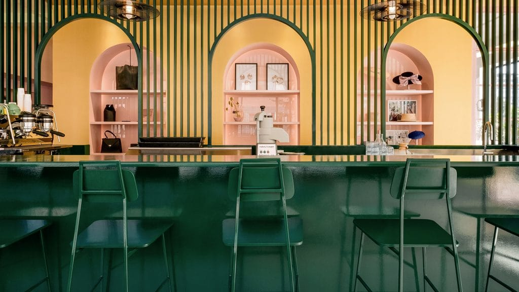Pastel Rita, un café à Montréal