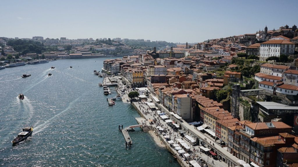 Porto, au Portugal