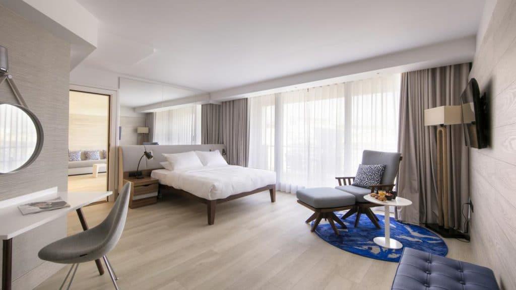 , l'un des plus beaux hôtels 4 étoiles de Nice