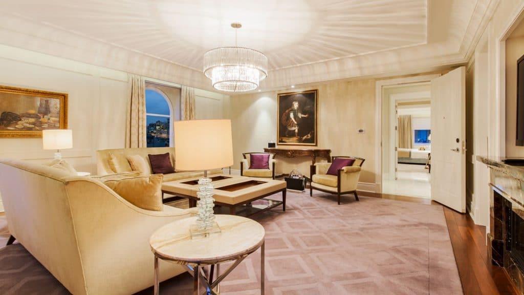 Hôtel Ritz-Carlton Montréal