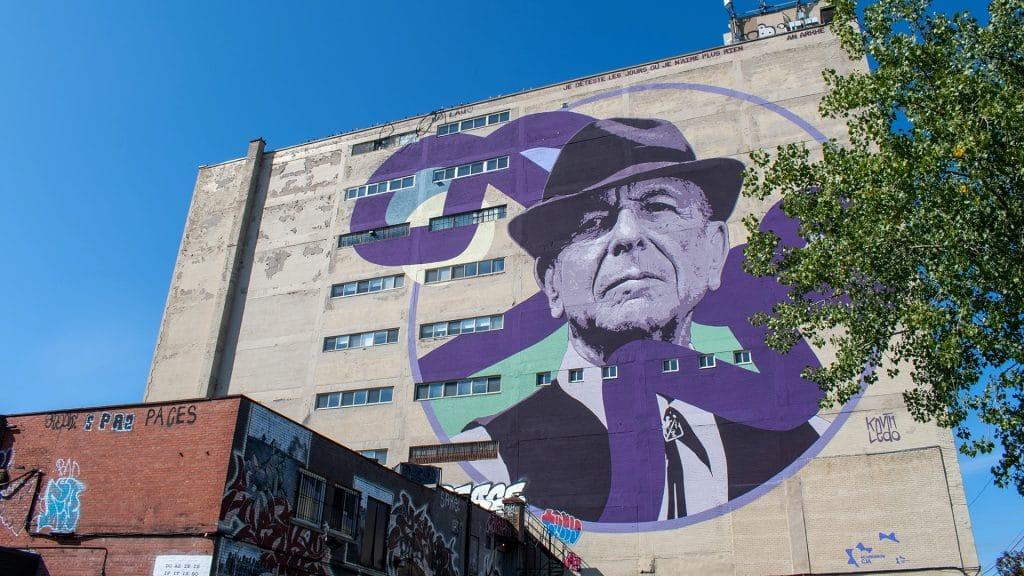 Quoi voir à Montréal ? Le street art