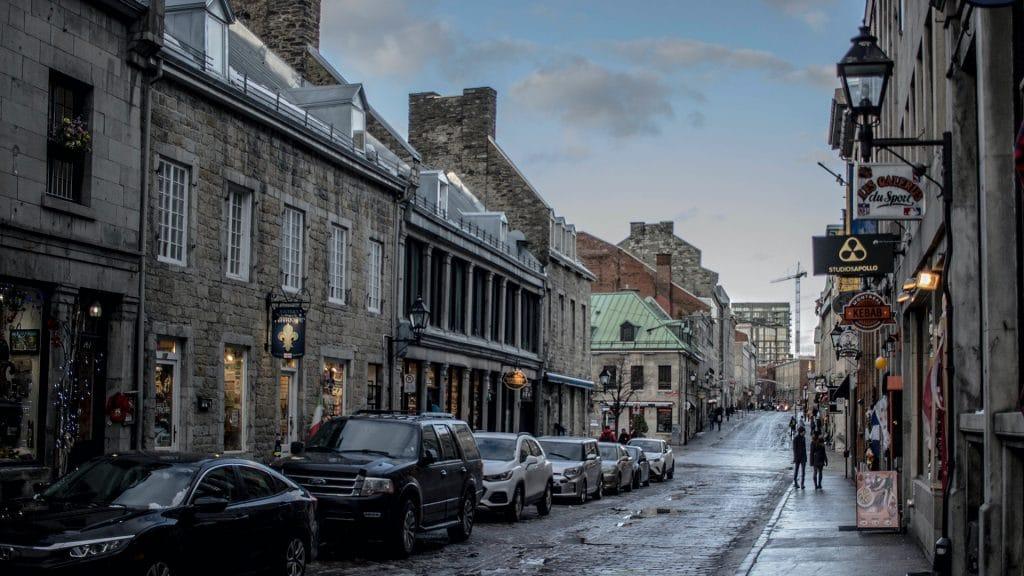 Le Vieux-Port de Montréal