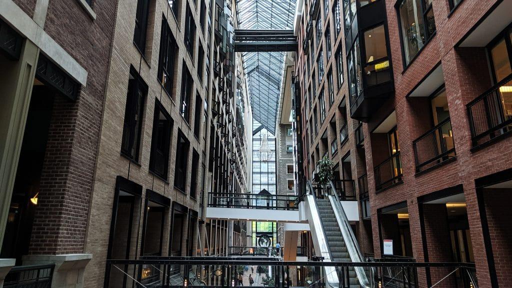 Les sous-terrains de la ville de Montréal sont à visiter