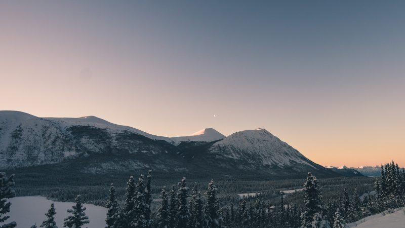 Yukon, au Canada