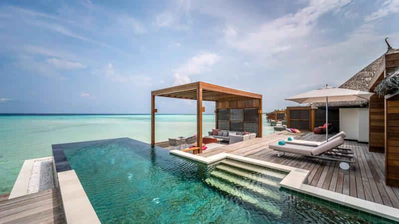Four Seasons aux Maldives