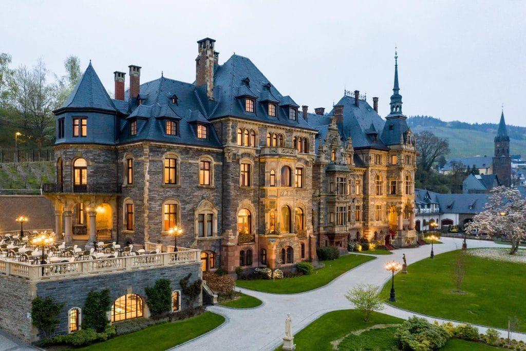 Hôtel spa  Schloss Lieser en Allemagne