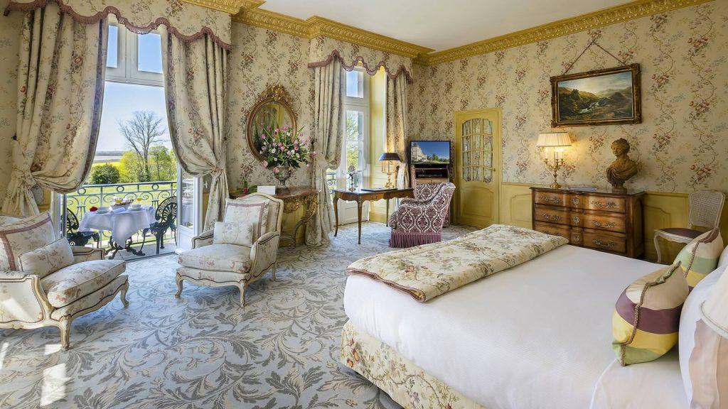 Château Mirambeau, l'un des plus beaux hôtels Relais & Châteaux de France
