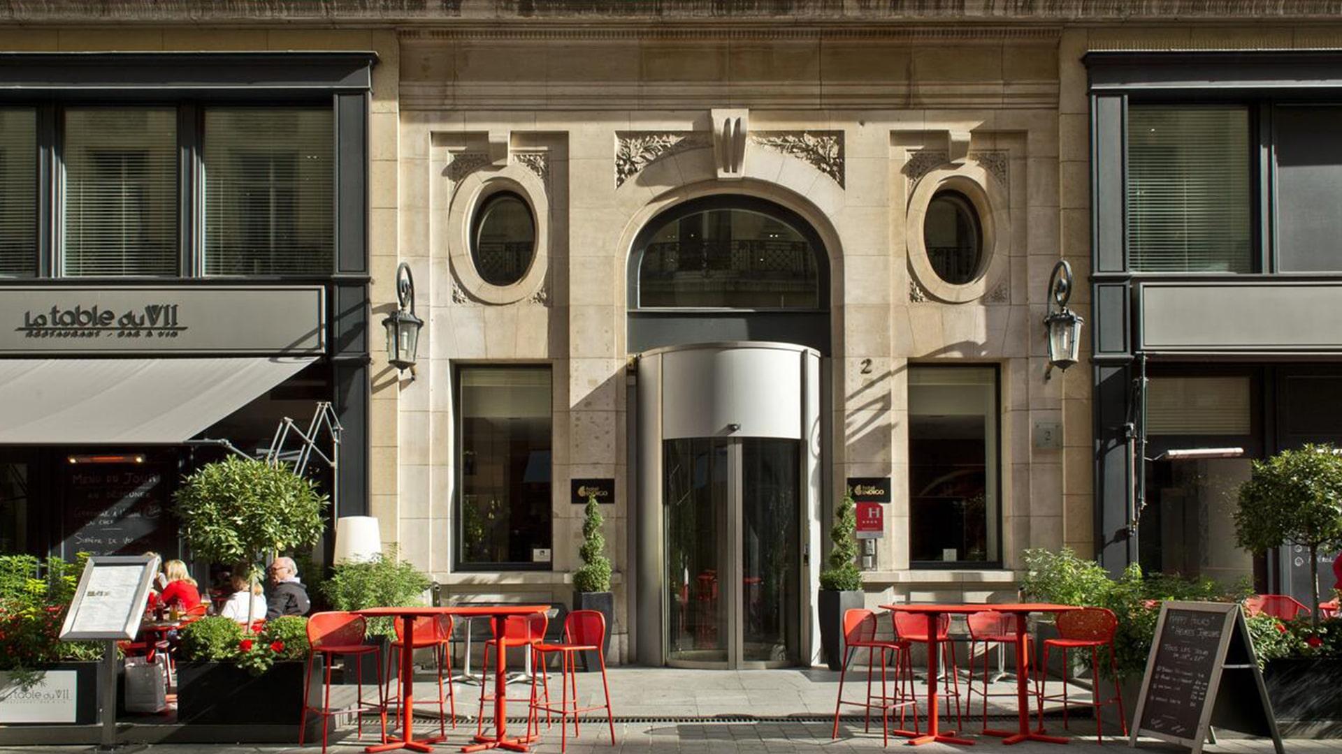 Hôtel Indigo Paris - Opéra