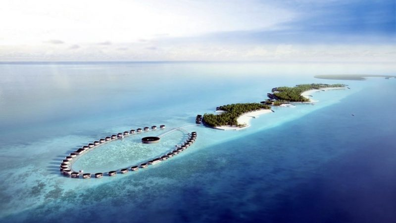 Ritz-Carlton Fari Island, Maldives