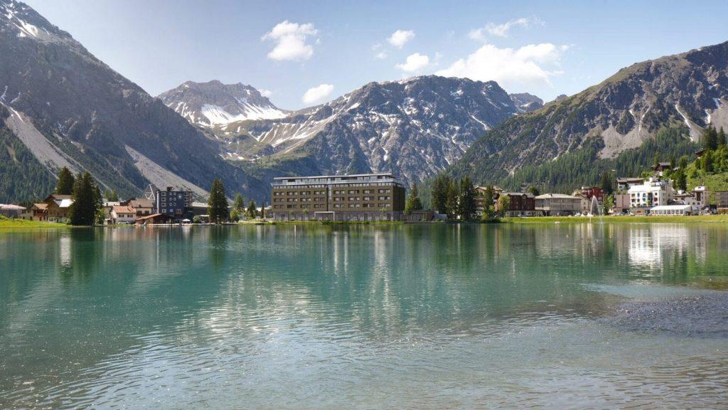 Arosa, en Suisse